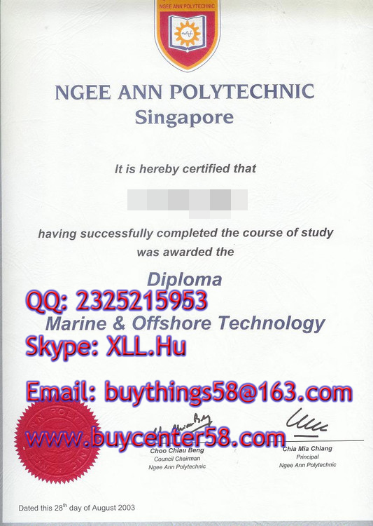uy degree.buy a fake Ngee Ann Polytechnic- Singapore diploma
